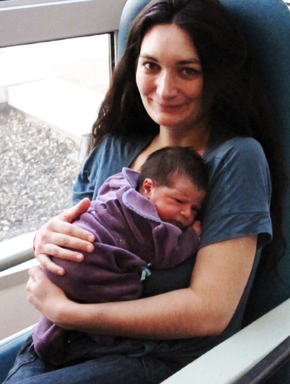 Nina et moi