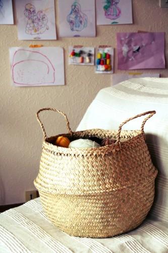 Panier maison du monde amazing lampe panier cadre ourson - Panier a linge maison du monde ...