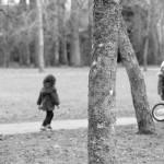 L'hiver au parc