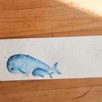 Dessiner des baleines